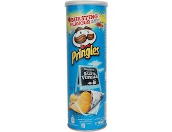 PRINGLES SALT & VINEGR 165G