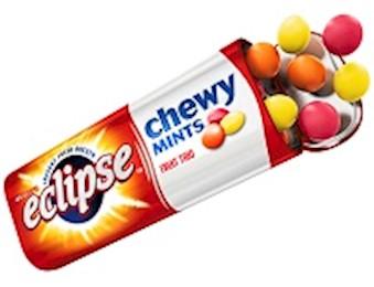 ECLIPSE CHEWY FRUIT TRIO 27G