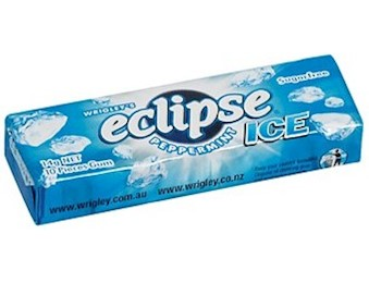 ECLIPSE ICE PEPPERMINT 14G