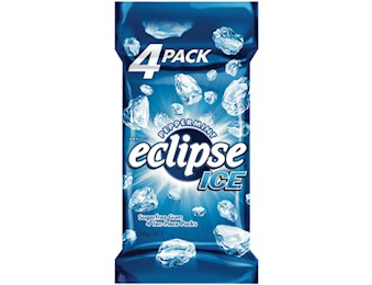 ECLIPSE ICE PEPPERMINT 4PK56G