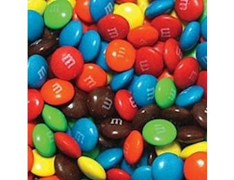 M&M'S MILK Chocolate BULK 1