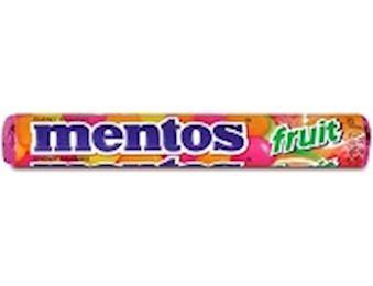 MENTOS ROLL FRUIT 37.5G