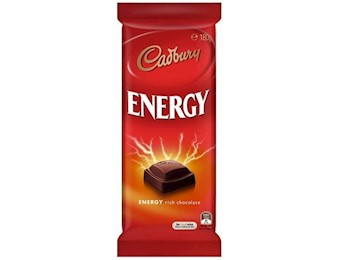 CADBURY ENERGY King Size 180G