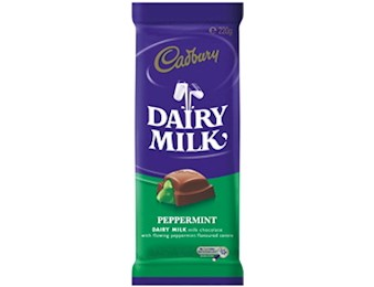 CADBURY O/GOLD PEPPERMINT King Size 180G