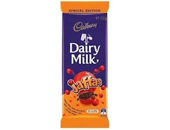 CADBURY JAFFA King Size Block 200G