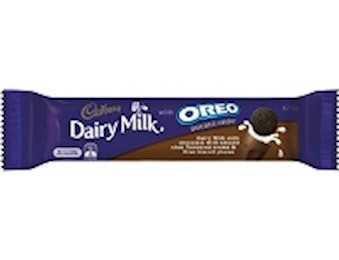 CADBURY OREO DOBLE Chocolate CKY 45G