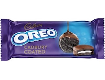 CADBURY OREO SINGLE SERVE 34G