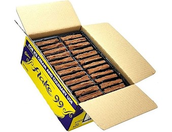 Cadbury FLAKE `99'  1.2 Kg