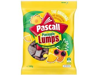 PASCALL PINEAPPLE LUMPS F/PK 140G