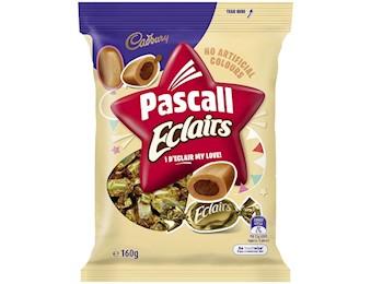 PASCALL Chocolate ECLAIRS F/PK 160G