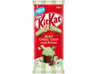 NESTLE KIT KAT DOUBLE BRK MINT 180G