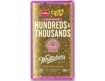 WHITTAKERS HUNDREDS THOUSANDS 250G