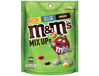 M&M'S MIX UPS LARGE BAG 145G