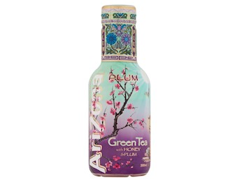 ARIZONA GREEN TEA PLUM/HONEY 500ML