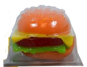 DRAGON GUMMY BURGER 50G