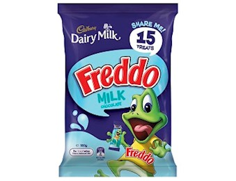 CADBURY FREDDO DAIRY MILK TREAT SIZE 200G
