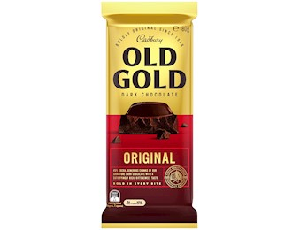 CADBURY OG DARK Chocolate ORG King Size 180G