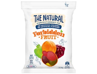 The Natural Confectionery Co FORBIDDEN FRUIT 240G
