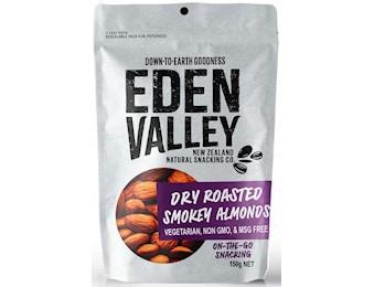 EV DRY ROAST SMOKEY ALMO 150G