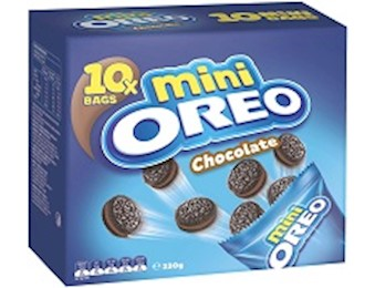 OREO CHOCOLATE MINI 230G