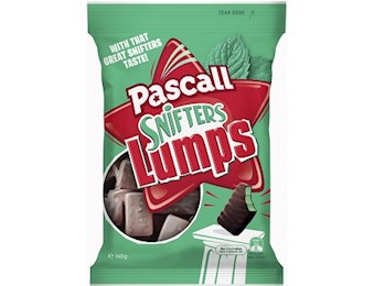 PASCALL SNIFTERS LUMP 140G