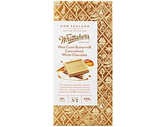 WHITTAKERS WEST COST BUMILK WHITTAKERSE Chocolate 100G