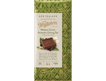 WHITTAKERS WAIKATO AROMATIC TEA Block 100G