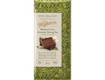 WHITTAKERS WAIKATO AROMATIC TEA Block 100G