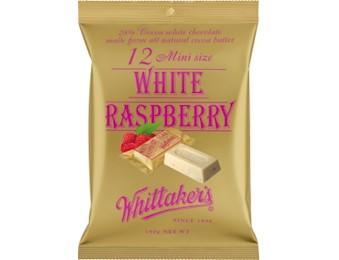 WHITTAKERS WHITTAKERSE RASPBERRY MINI 180G