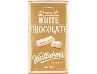 WHITTAKERS WHITTAKERSE CHOCOLATE BLOCK 250G