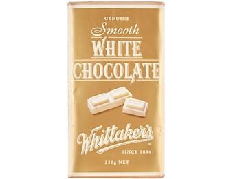 WHITTAKERS WHITTAKERSE CHOCOLATE BLOCK 250G