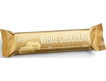 WHITTAKERS WHITTAKERSE Chocolate CHUNKS 50G
