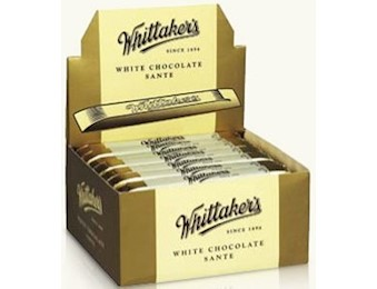 WHITTAKERS WRAPPED WHITTAKERSE SANTE 25G