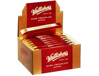 WHITTAKERS DARK SANTE WRAPPED 25G