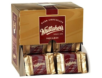 WHITTAKERS SQUARES DARK SIN
