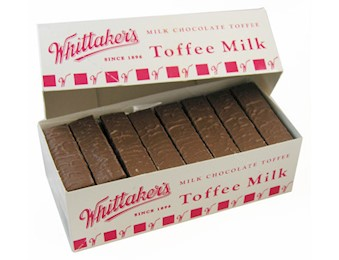 WHITTAKERS TOFFEE MILK UNWRAPPED 11G