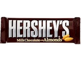 HERSHEY'S  ALMONDS 41G