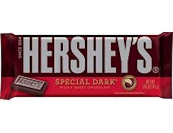 HERSHEY'S SPECIAL DARK BAR 41G