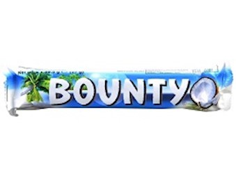 BOUNTY MILK SINGLE 56G