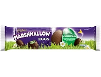CADBURY DARK PMINT MM EGG M/P(6)150G