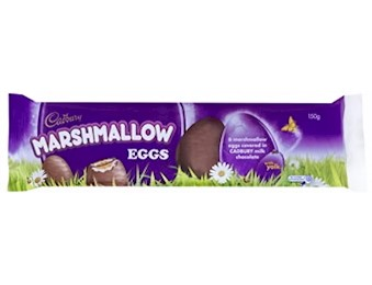 CADBURY DM  MM EGG M/PK (6) 150G