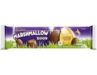 CADBURY CARMEL MM EGG M/P(6)150G