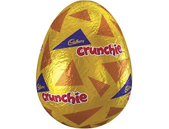 CADBURY CRUNCHIE HOLLOW EGG 110G
