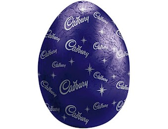 CADBURY DM HOLLOW EGG 100G