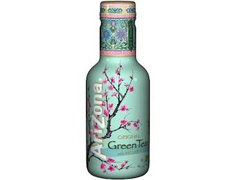 ARIZONA GREEN TEA HONEY 500ML