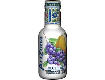ARIZONA ICED WHITE TEA B/BERRY 500ML