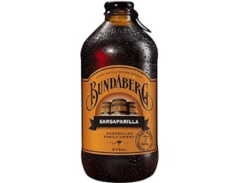 BUNDABERG SARSPARILLA 375ML