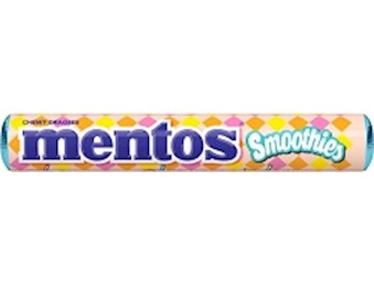 MENTOS SMOOTHIES ROLL 37.5G