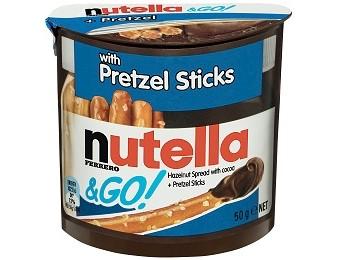 NUTELLA & GO PRETZEL 48G