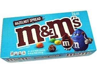 M&M HAZELNUT SPREAD 38.3G